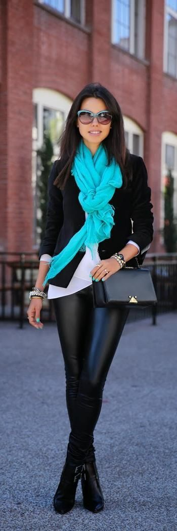 Winter Leggings outfit