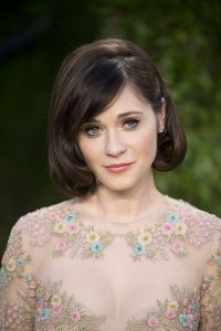Zooey Deschanel Bob Hair