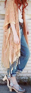 Bohemian Style With Clogs