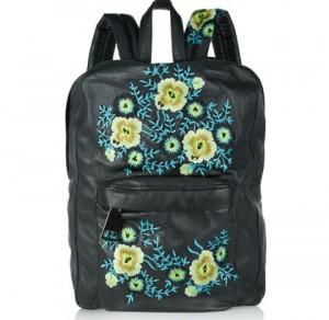 Christopher Kane Floral backpack