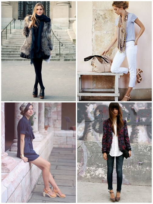 Clogs With Outfits