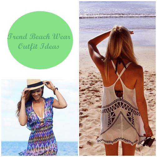 Trend Beach Wear Outfit Ideas