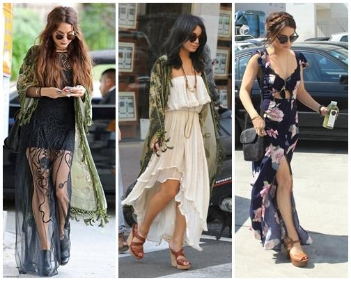 Vanessa Hudgens Dress Style