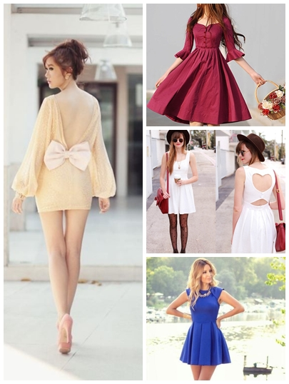 2014 trends fashion cute dress outfits