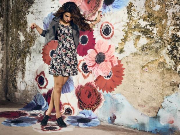 Selena Gomez Adidas Neo