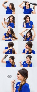 Cute And Easy Ponytails