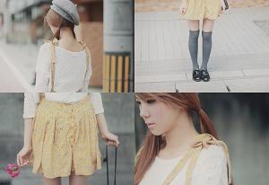 Cute korean fashion