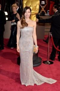 Jessica Biel in Chanel Couture