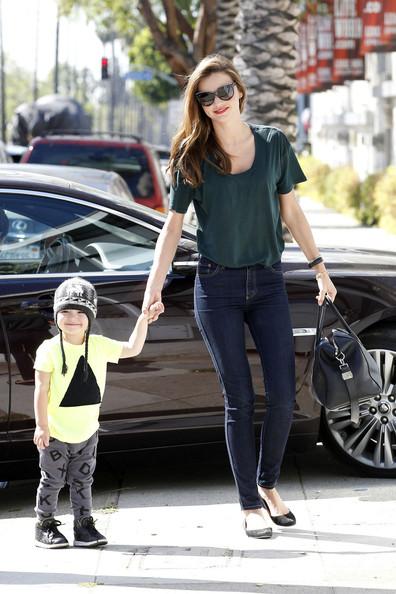 Miranda Kerr Skinny jeans