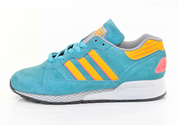 """Offspring x adidas ZX710 """"Marble vs. Retro"""" Pack"""