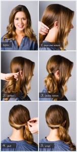 Pretty Simple Ways To Do Classic Side Ponytail