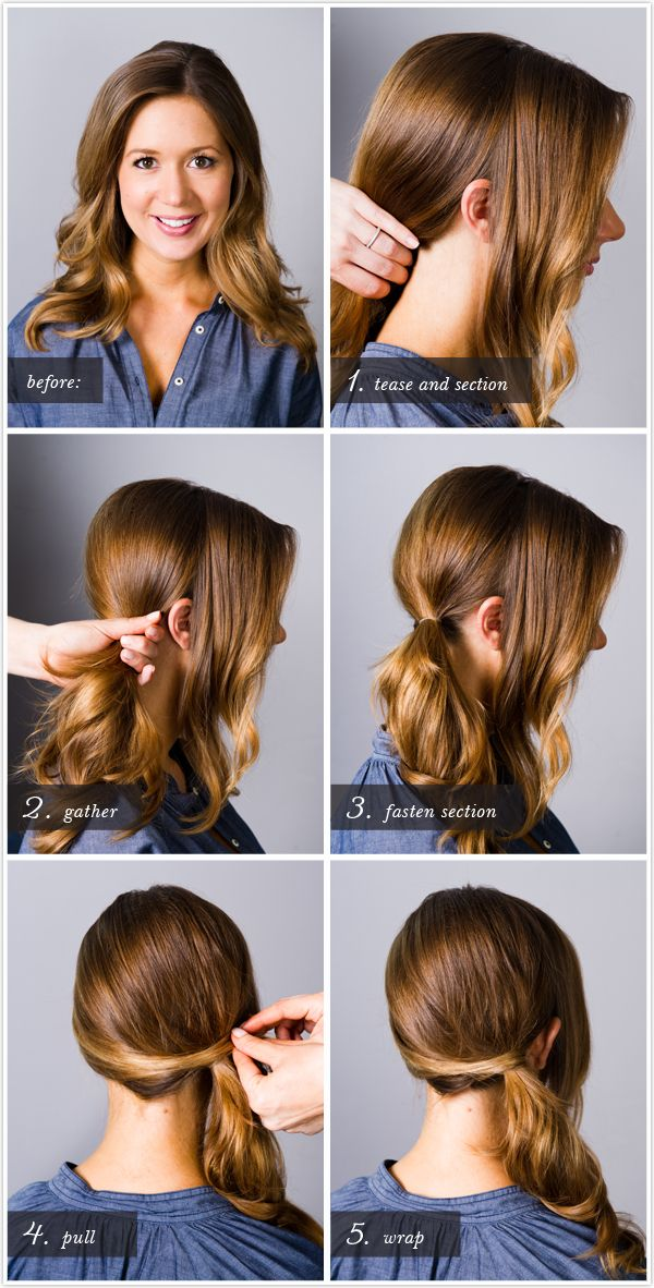 Pretty Simple Ways To Do Classic Side Ponytail