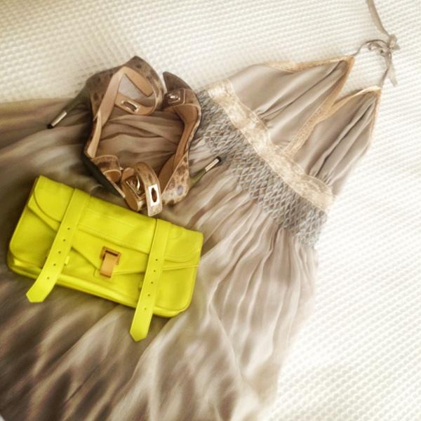 Summer Clutch Bag