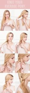 ponytail braids Tutorials