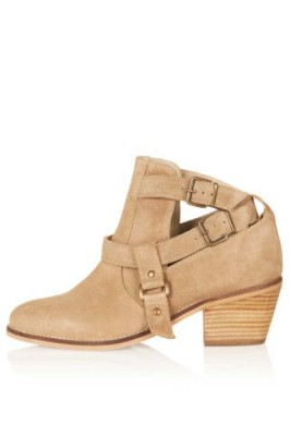 Cut Out Western Boots