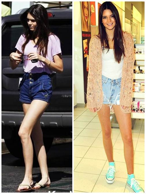 Kendall Jenner Style : Always chic on street!