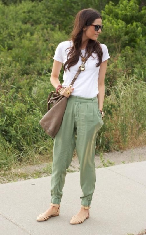 Fashion Outfit Inspiration With Summer Sandal