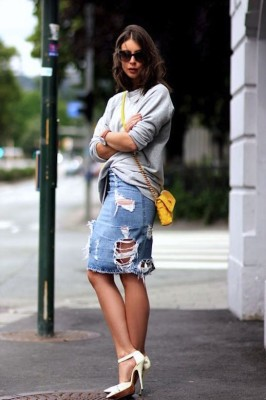 Trend Fashion With Mini Crossbody Bag