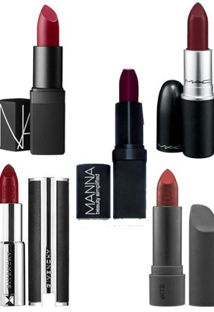Embrace Your Beauty With Dark Lipstick
