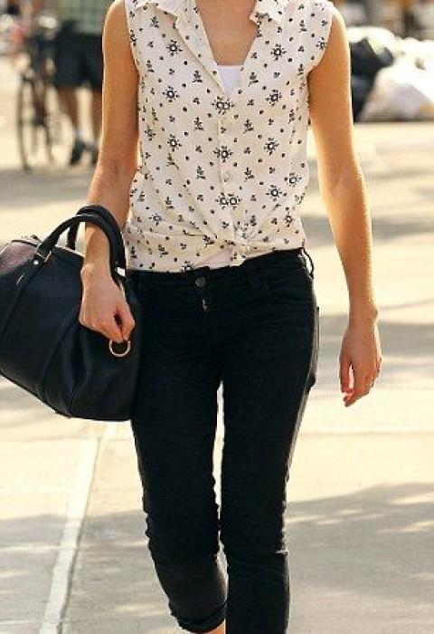 Best Looks Of Emma Watson Street Style!