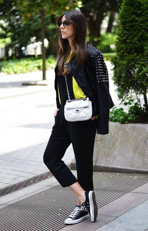 Trend Fashion With Mini Crossbody Bag
