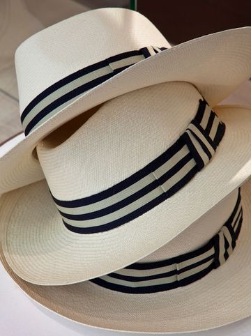these are some sooth panama hats