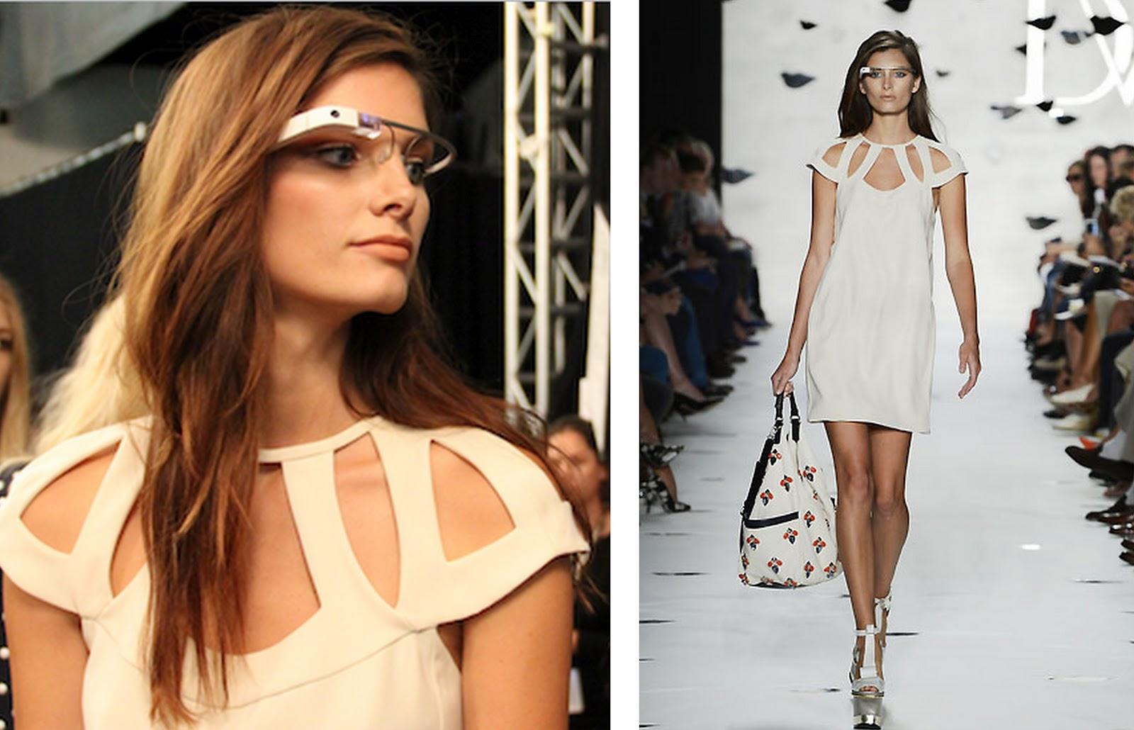 Trend Google Glass For Fashion Accessory