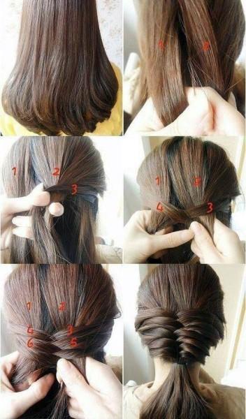 Summer Braided Hairstyles Tutorial