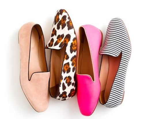loafers -Must Have Items: Summer Flat Shoes