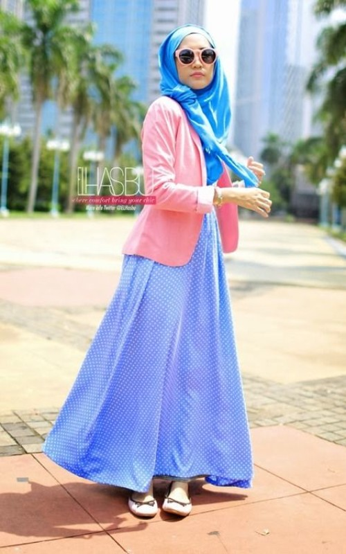 2014 Trend Hijab Fashion Inspirations