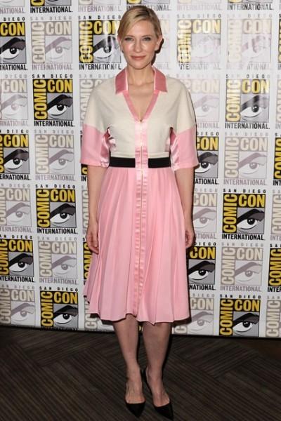 Cate Blanchett in Fausto Puglisi Dress