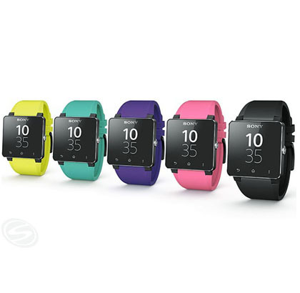 Sony Smartwatch 2 SW 2 - 5 Best Choices Stylish Smartwatch