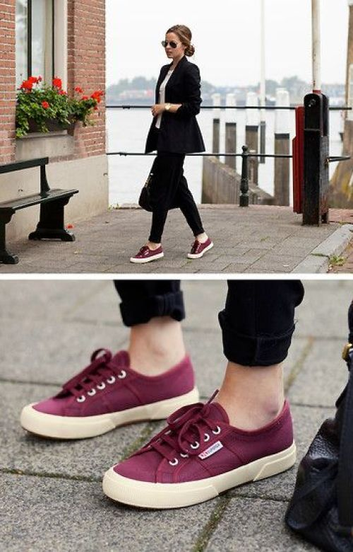 How To Style With Vans Sneakers (Girl)