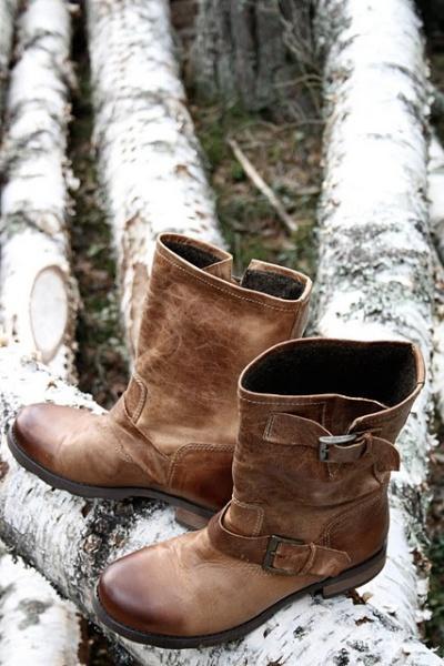 Biker Fall Boots