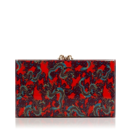 Dancing Dragon clutch