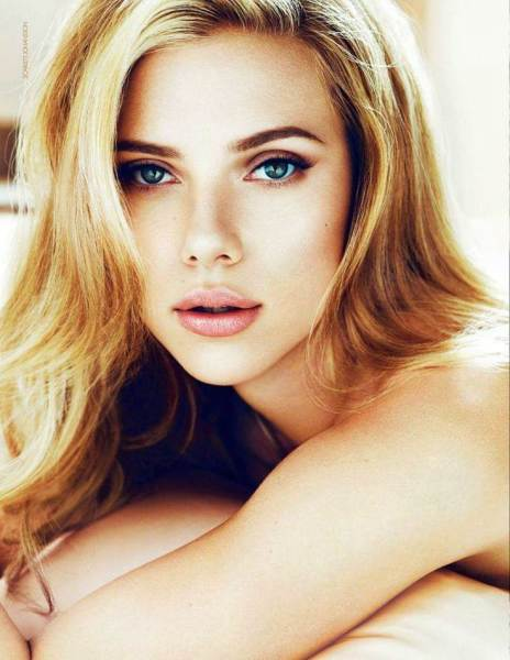 Scarlett Johansson Beauty Secret