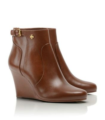 Short Wedges Boots