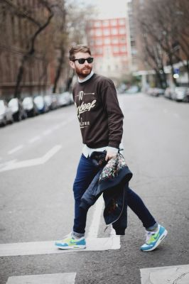 Nike Air Max Outfit Style (Men)