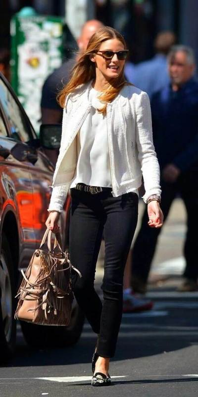 Iconic of the Day: Olivia Palermo Street Style