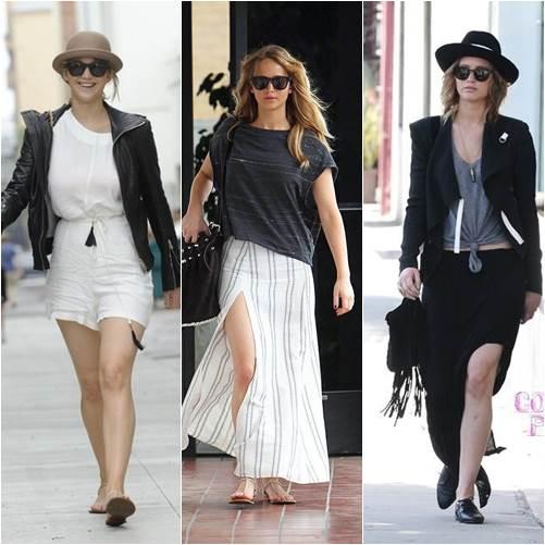 As Simple As Jennifer Lawrence Street Style
