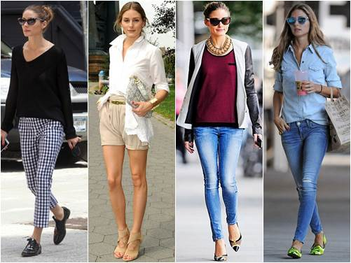 Iconic of the Day Olivia Palermo Street Style