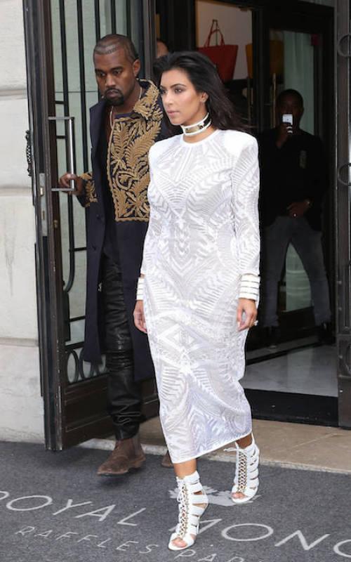 Best Kim Kardashian Outfit Inspirations