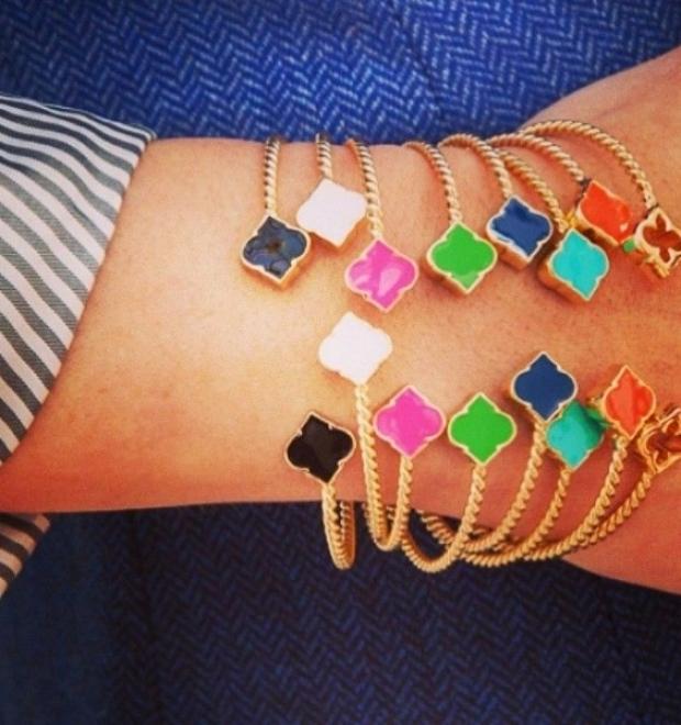 Baby Spade Bracelets