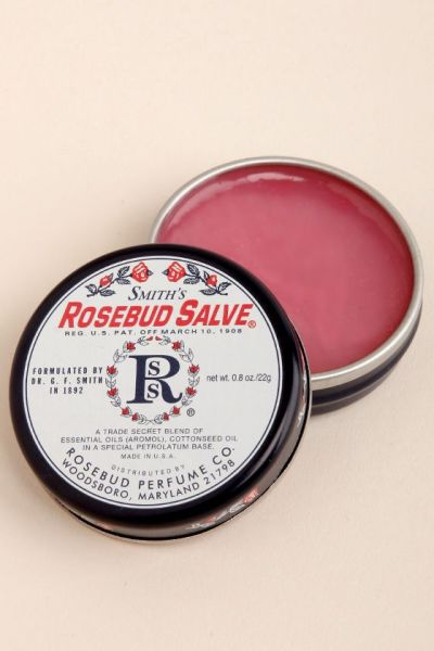 C.O. Bigelow – Rose Salve