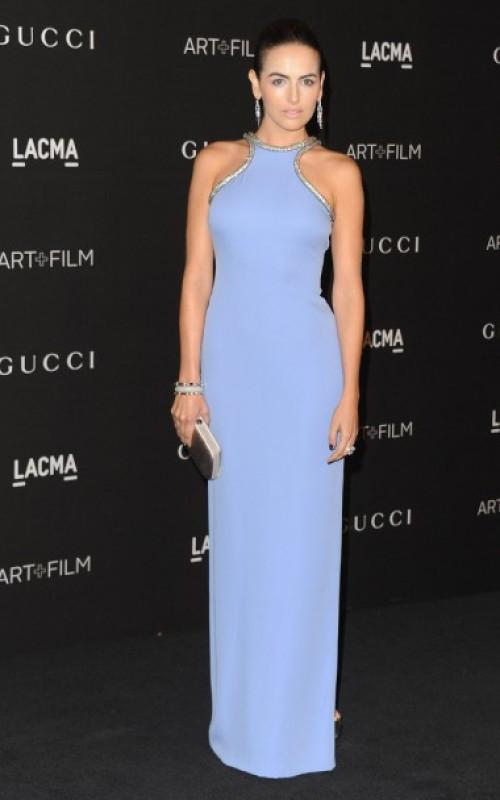 Camilla Belle in Gucci