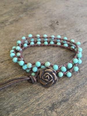 Turquoise Crochet