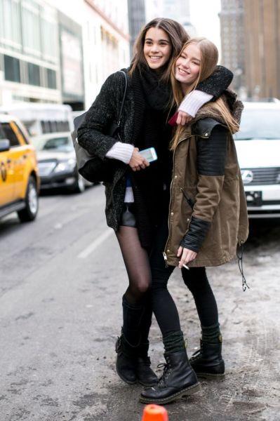 Fashionable Winter Street Style Inspirations