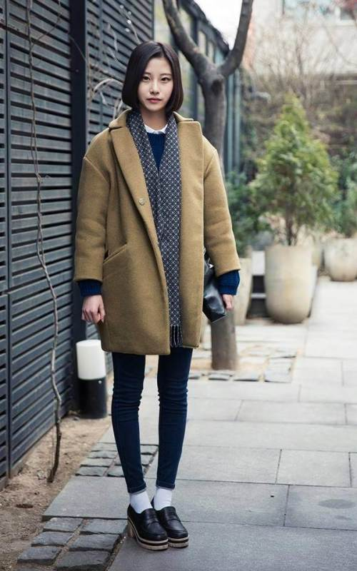 Fashionable Winter Street Style Inspirations