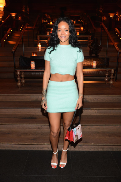 Rihanna Mini Skirt