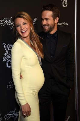 Congratulations For Blake Lively And Ryan Reynolds's Baby